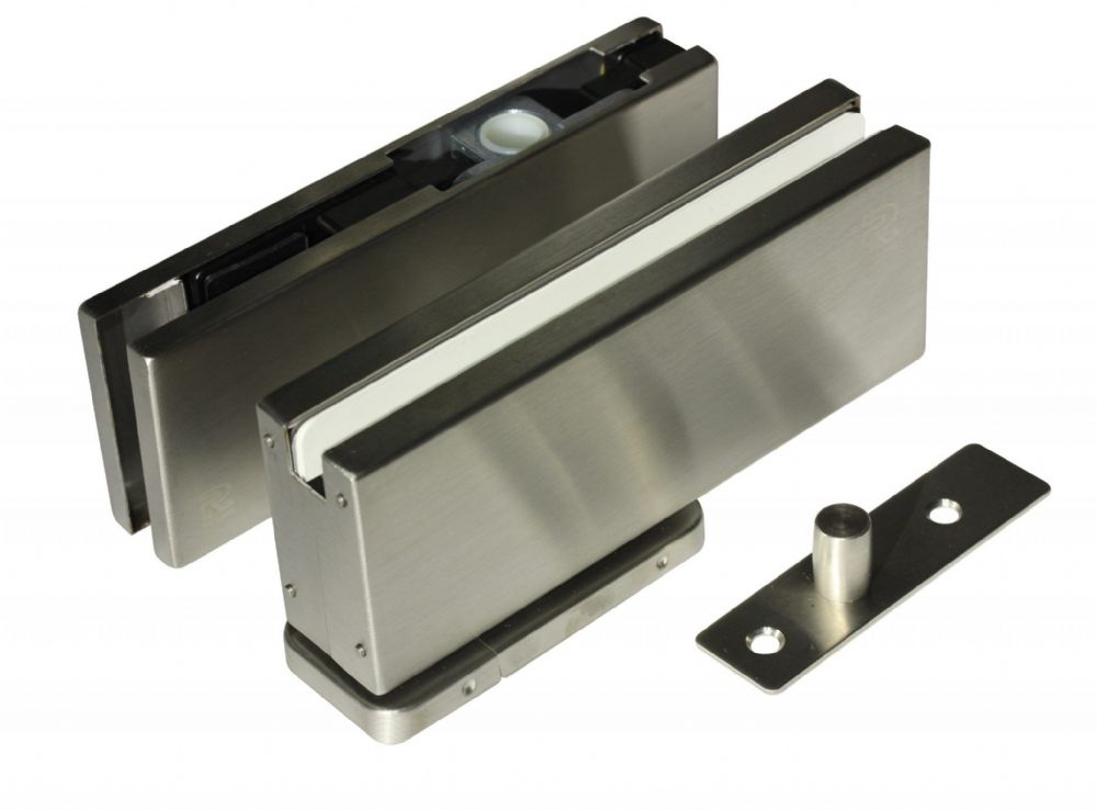 GP.35 Frameless Glass Patch Door Closer